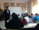 Glavni predavac i voditelj HUPED-ove skole akupunkture je bio prof.dr.sc. Edvin Dervisevic.