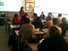 Dio predavanja iz homeopatije održavao se u dvorani Veterinarskog fakulteta u Zagrebu.