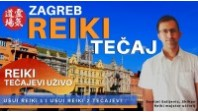 Reiki tečajevi 1 i 2 - Zagreb, 03.10.2021
